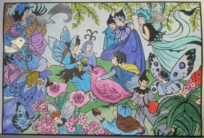 CZ6 : le pays des fées bleues