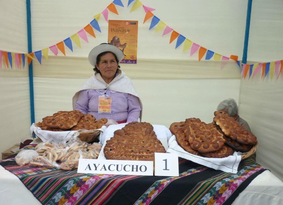Preparación Wawa Ayacuchana Receta Tradicional