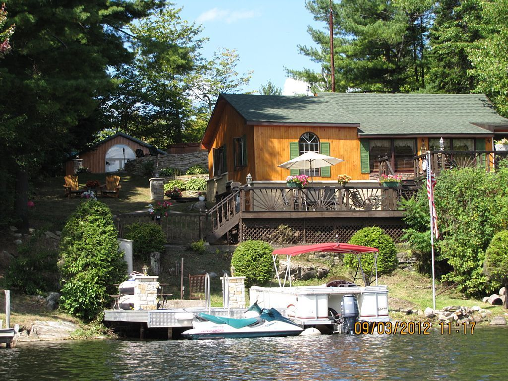 Vrbo Com 595609 Trout Lake Waterfront Cottage In The