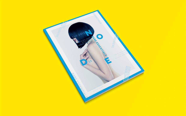 Node | Magazine Cover on Behance