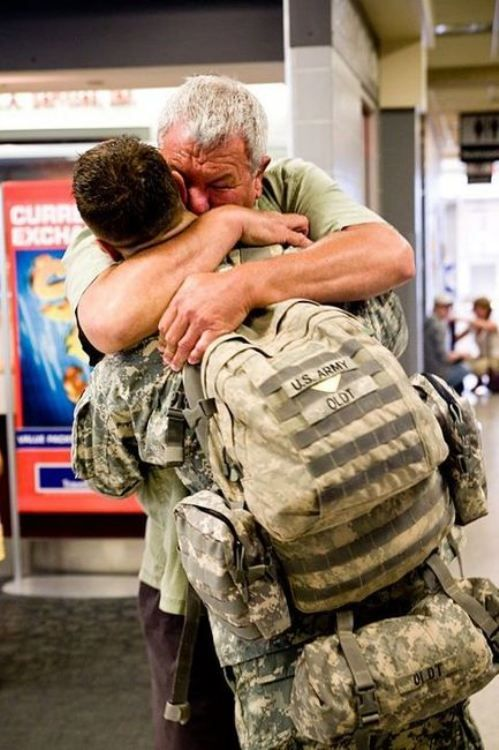 emotional homecoming or good bye but I am hoping it is homecoming.