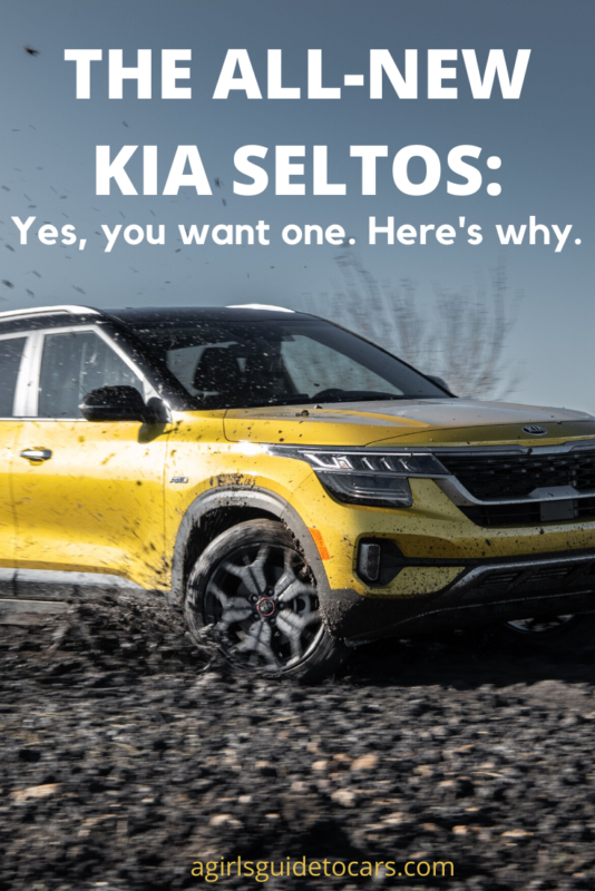 The 2021 Kia Seltos is Here and Yes, You Want One in 2020