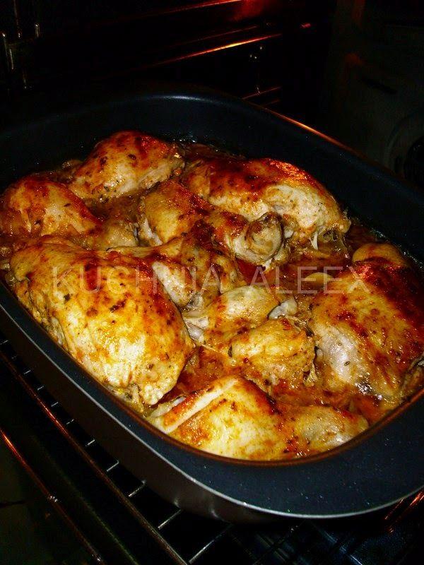 W Mojej Kuchni Kurczak Po Zbójnicku Wg Aleex Potrawy