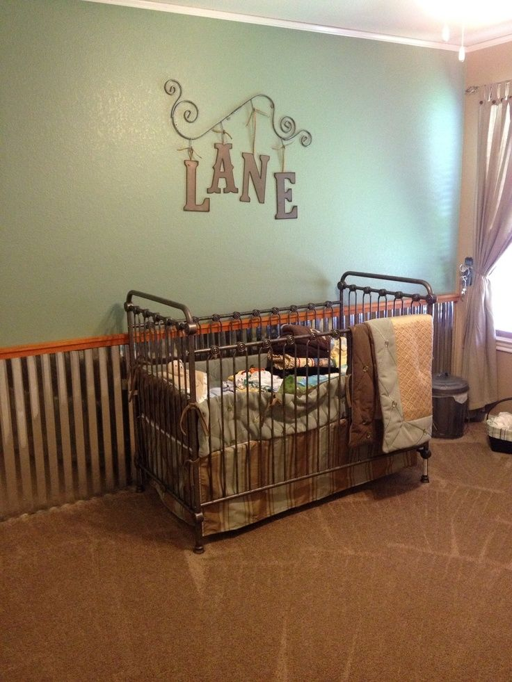 Vintage Baby Boy Nursery Ideas: My Baby Boys Country Vintage Nursery! Thanks For The