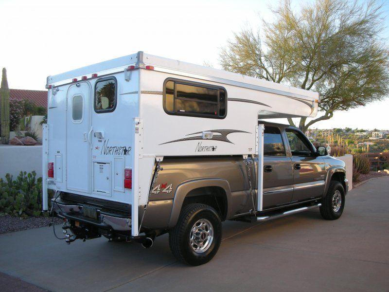 Lance Short Bed Truck Camper