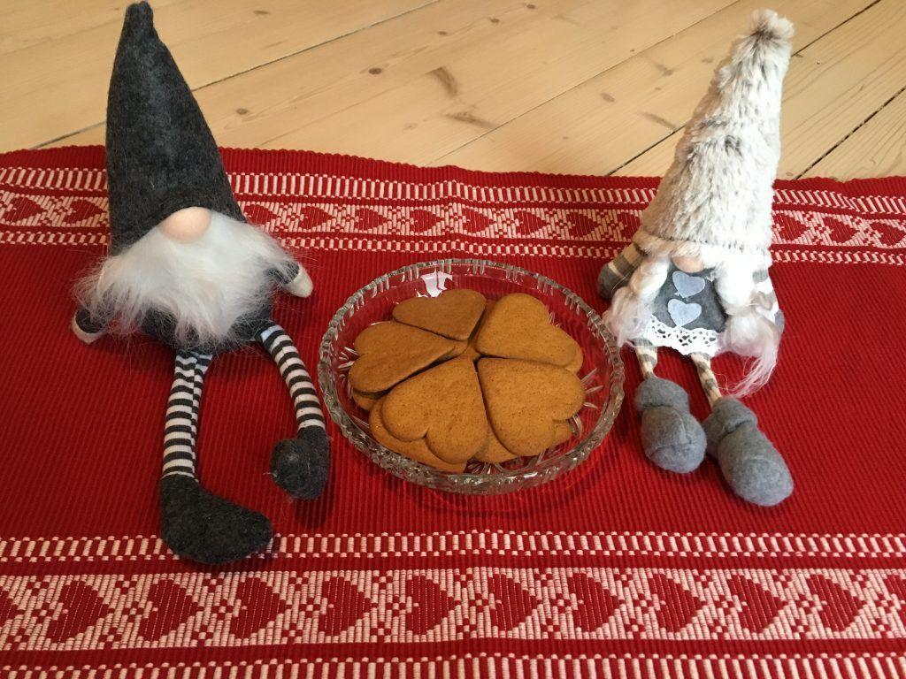Pepparkakor Make A Swedish Winter Biscuit Swedish