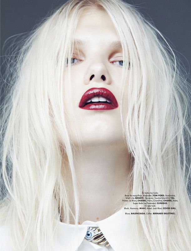 Photographer Paul Morelstylist Adele Canymodel Yulia Terentieva