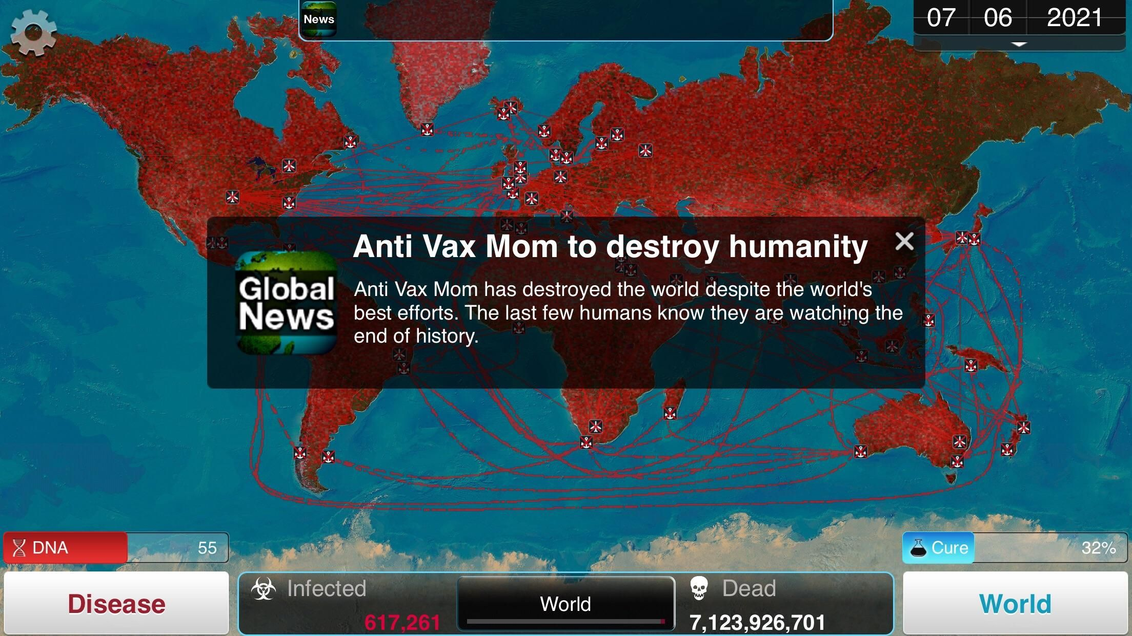 An epidemic! (With images) Destroyer of worlds, Bad