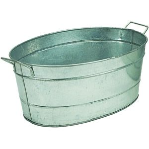 Galvanized Metal Tub Steel Tub Galvanized Tub Metal Tub