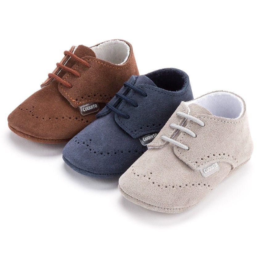 Badana Blucher Bebé Serraje - Calzado para Bebés Pisamonas 20 e1018e6ef76f