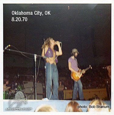 Oklahoma City 1970