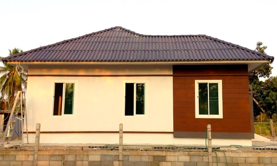 6 Small And Affordable House Designs You Can Copy For Your Family Affordable House Design Simple House Design Building A Small House
