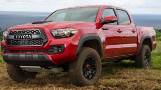 Toyota Tacoma Hybrid 2020 Redesign Engine Price And Release Date