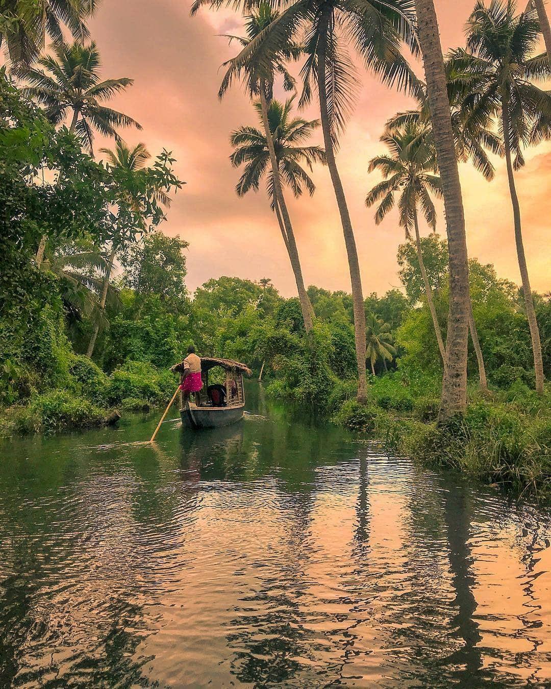 Kerala Travel, Kerala Backwaters
