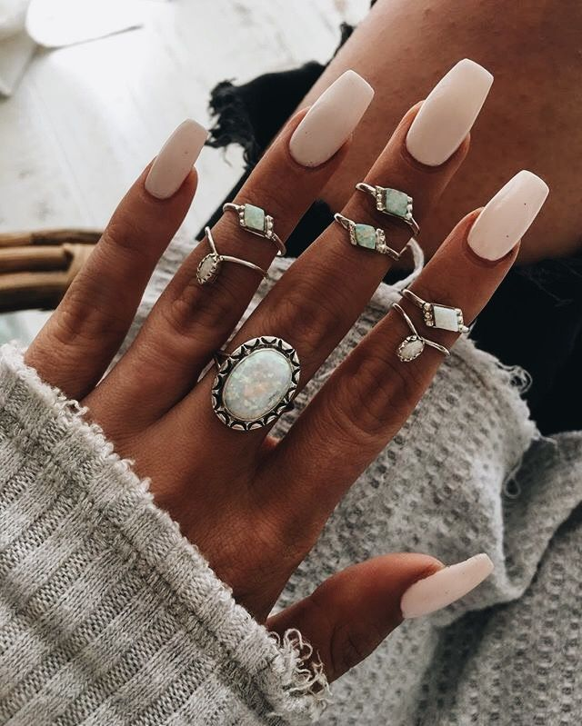 ✧@bellouiss✧ | nails | Pinterest | Nail inspo, Manicure and Nails ...