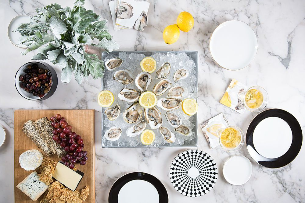 inspired summer table settings