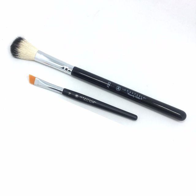 A23 Brush #23 7 12 15 20 Highlighting Powder Makeup Brush Face Detail Concealer Foundation Brushes Dropship