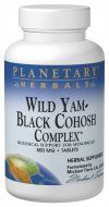 Wild Yam Black Cohash for hot flashes.  Users of this product state it eliminates hot flashes.