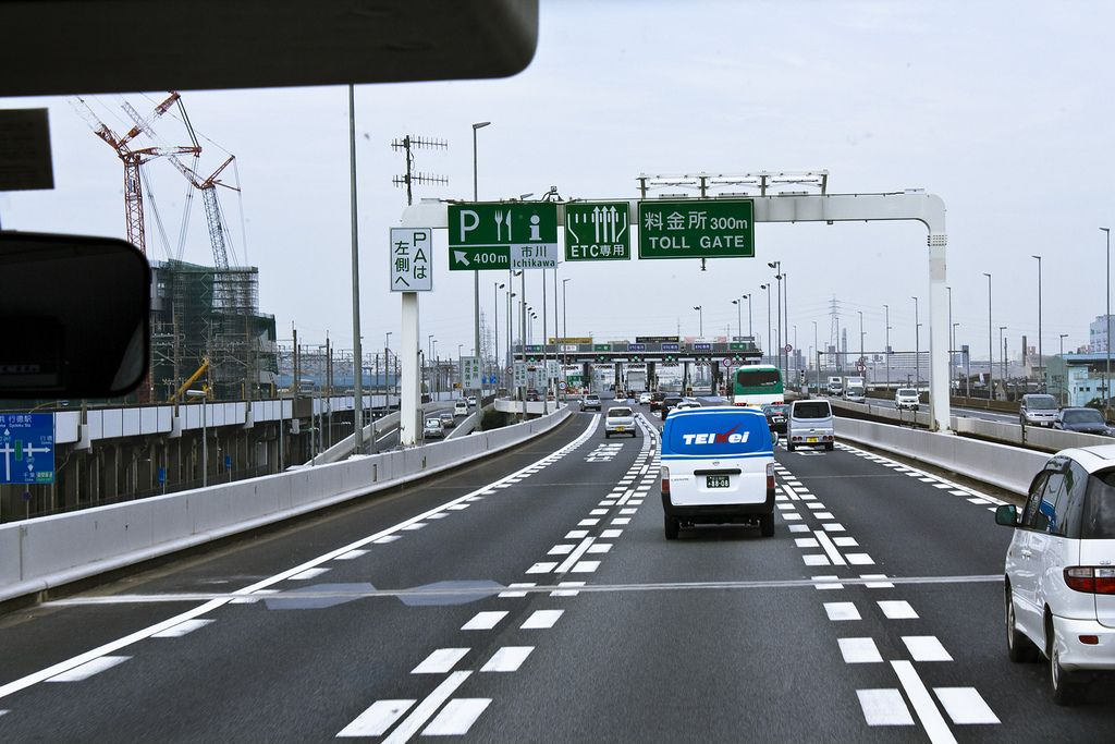 Japão irá aumentar o limite de velocidade para algumas rodovias para 120 km/h