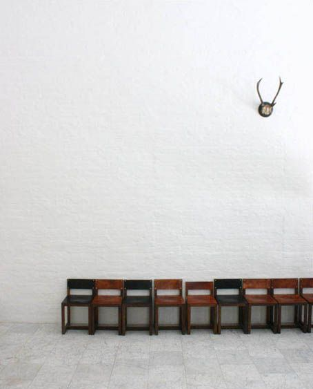 Chairs as Art