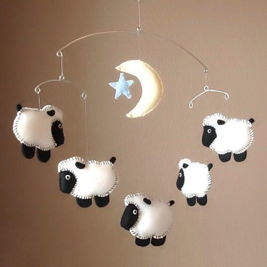 Joli Mobile Moutons 1 Moutons 2 Moutons 3 Moutons