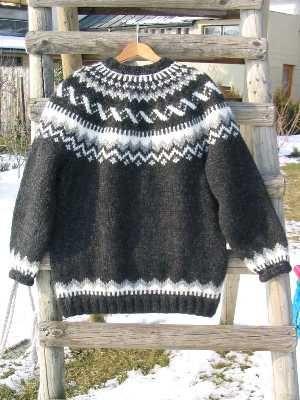 Link To Free Pattern Knittingicelandic Pinterest Icelandic