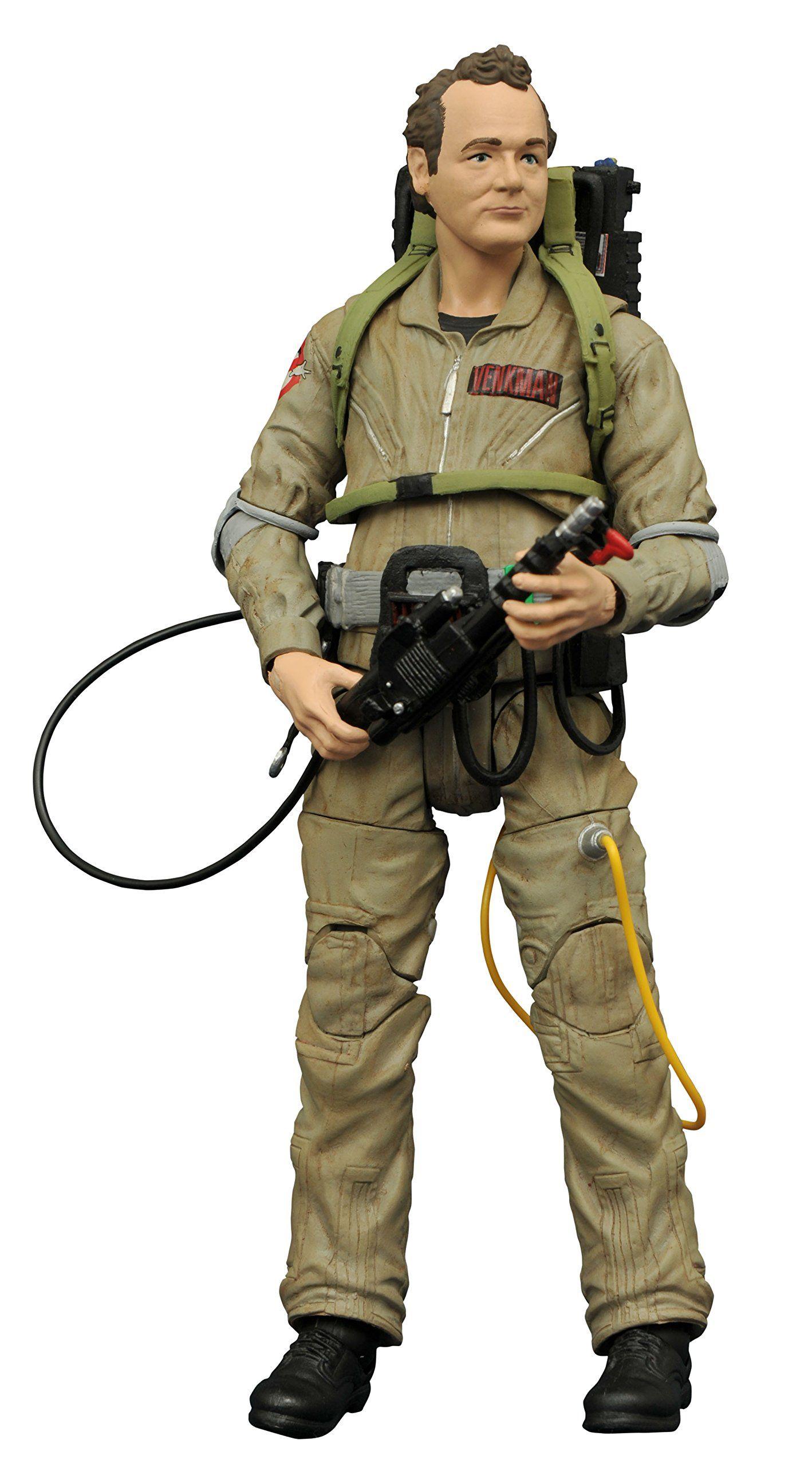 Diamond Select Toys Ghostbusters Dana Barrett Action Figure