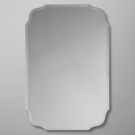 Buy John Lewis Vintage Bathroom Wall Mirror Online at johnlewis.com