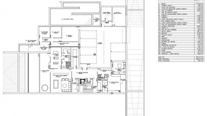 Vivienda 19 la finca proyectos a cero estudio de - Estudio de arquitectura y urbanismo ...