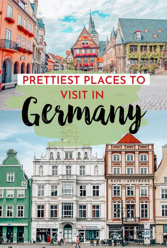 Germany Travel destinations – All About Travel