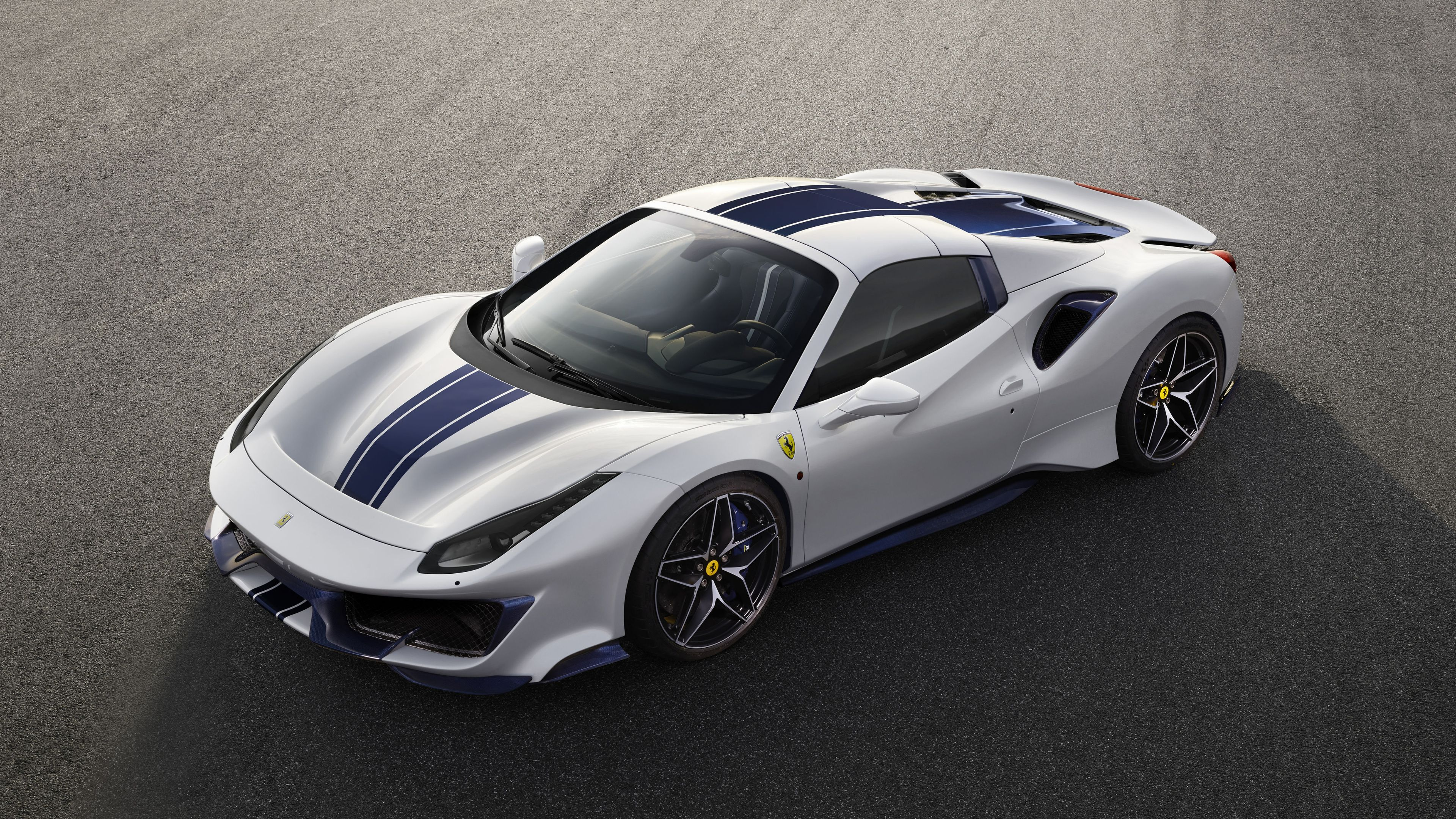 Wallpaper 4k Ferrari 488 Pista Spider 2018 2018 Cars Wallpapers