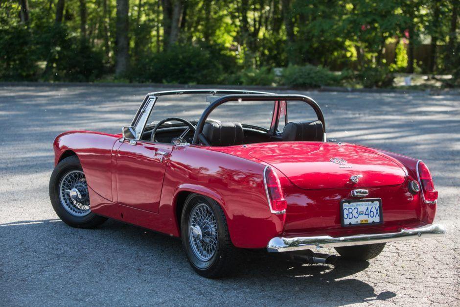 1966 mg midget mg midget classic cars online austin healey