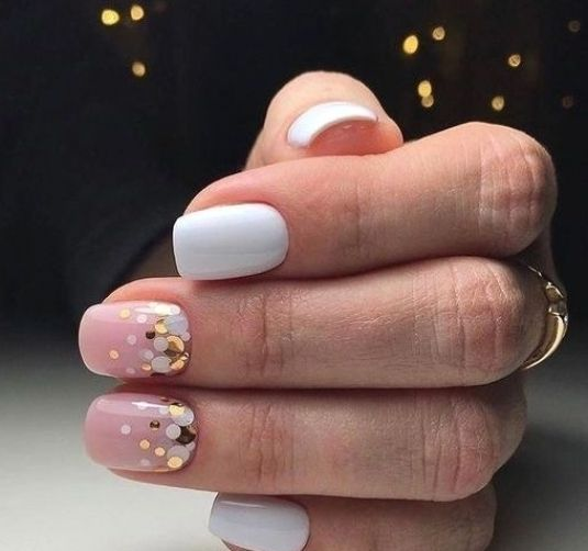 CLASSIC FASHION MANICURE IS STILL POPULAR IN 2019 – Page 5 of 47 | Nail Types