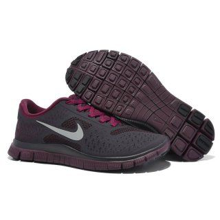 Kaufen Neue Günstig Nike Free 4.0 V2 Bordeaux Reflective