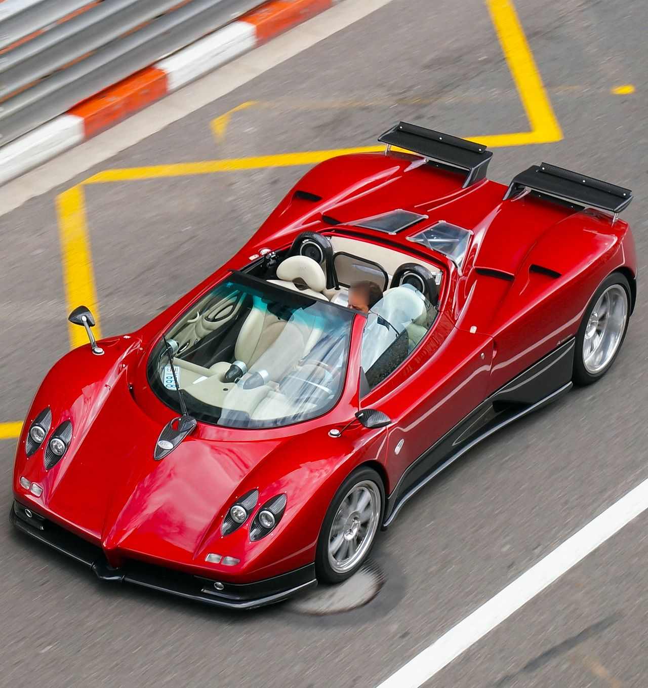 Pagani Zonda, Expensive Sports Cars, Fast