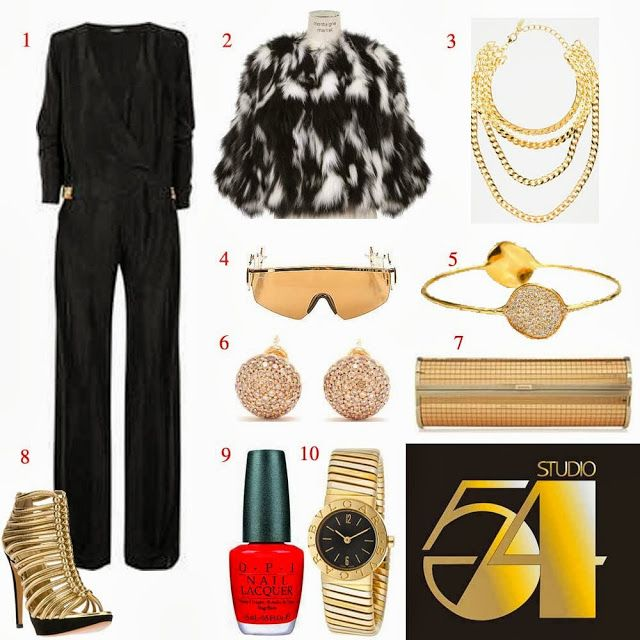 outfit of the day studio 54 inspired disco diva decadence 70er und party. Black Bedroom Furniture Sets. Home Design Ideas