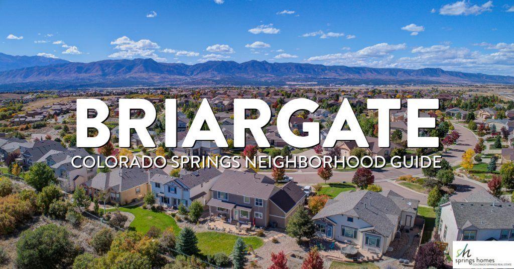Briargate colorado the neighbourhood colorado springs