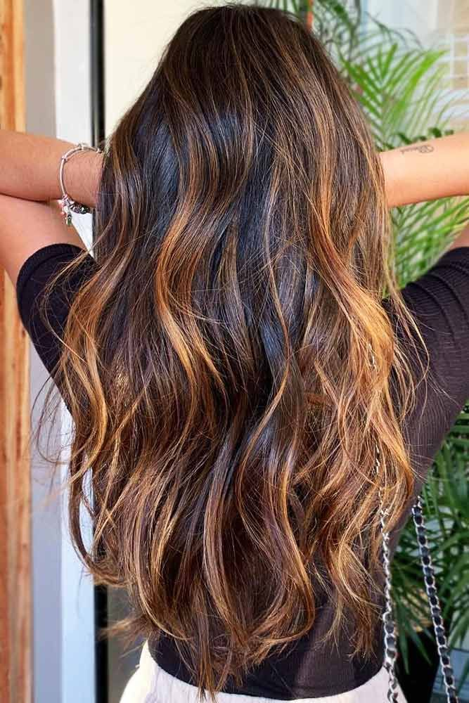 pick brown hair color