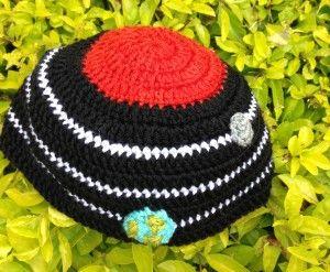 Solar System crocheted hat #crochet #solarsystem