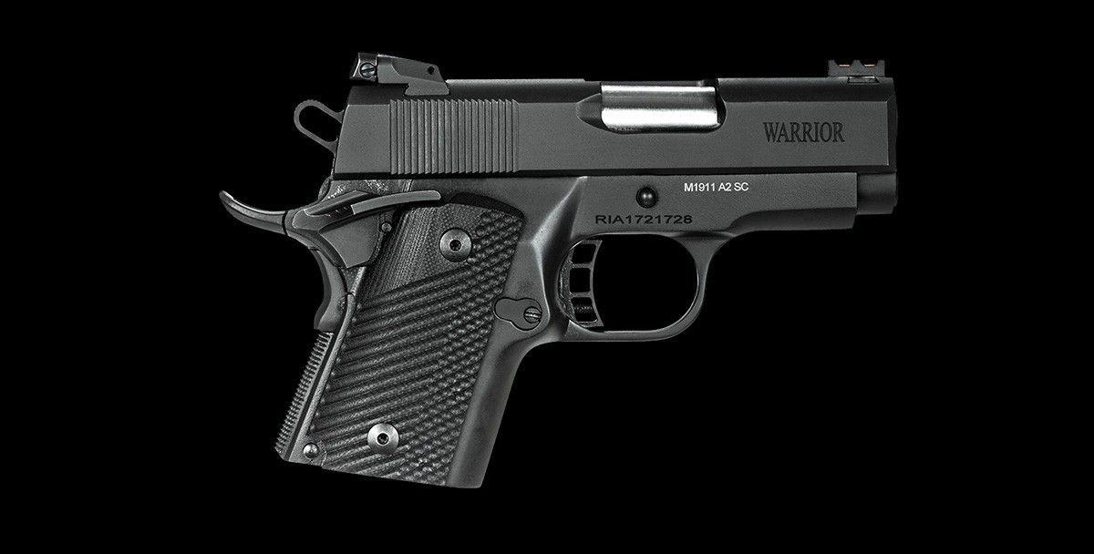 ROCK Ultra CS Warrior - 45ACP | Armscor International, Inc