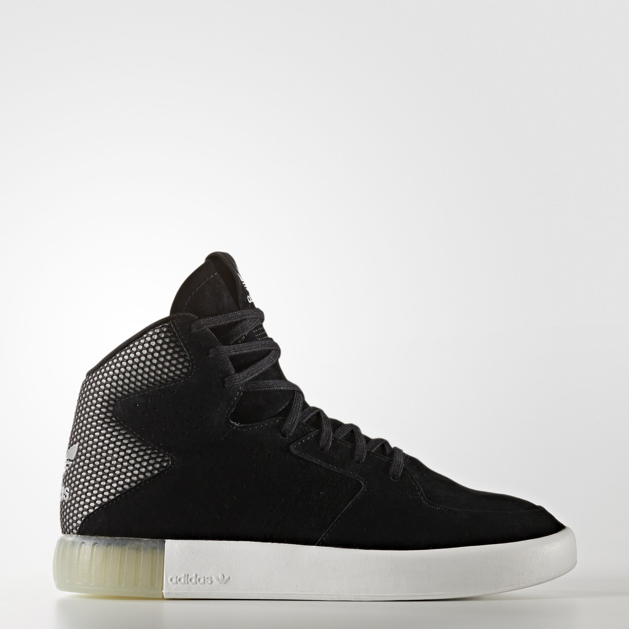 Adidas Orignals NWT Womens Tubular Invader 2.0 Sneakers Size 7.5 Black and White
