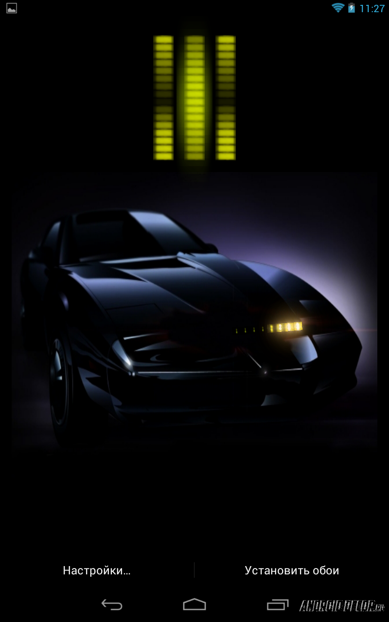 Download Kitt Knight Rider Live Wallpaper Android Live Wallpapers