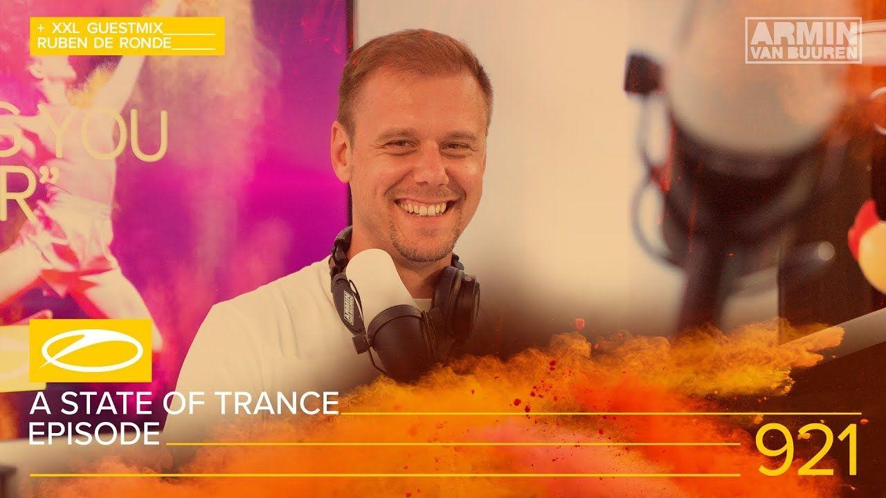 A State Of Trance Episode 921 Xxl Ruben De Ronde Asot921
