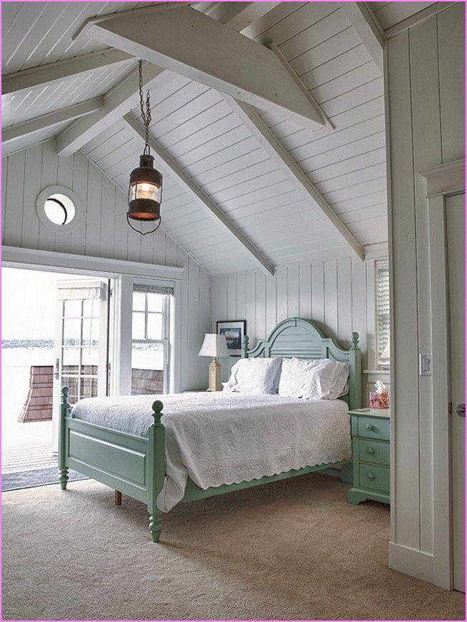 Coastal Cottage Bedroom Furniture Jpg 654 871 Beach Style Bedroom Beach Cottage Decor Beach House Bedroom