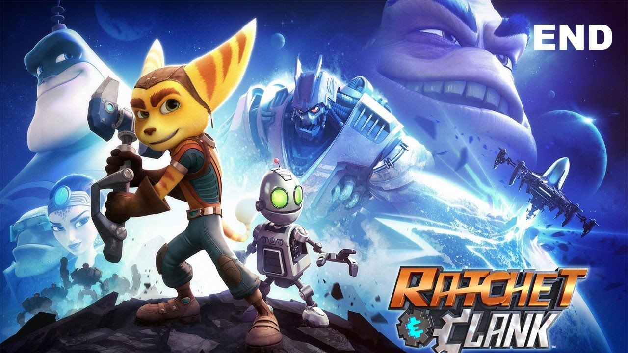 Ratchet and Clank Walkthrough End