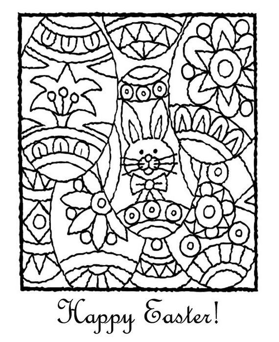 Easter Holiday Coloring Pages For Kids Easter Colouring Easter Coloring Sheets Easter Coloring Book