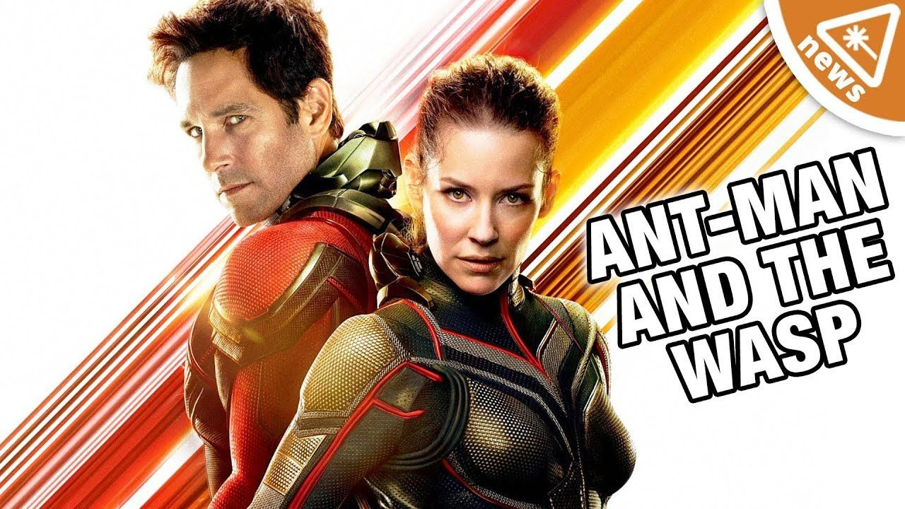 Is Ant Man The Wasp The Relief We Need From Infinity War Nerdist News W Jessica Chobot Youtube Ant Man Free Movies Online Full Movies Online