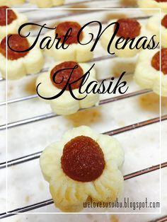 Tart Gulung Nanas Mariana Zainal Recipes Pineapple Tart Cooking Recipes