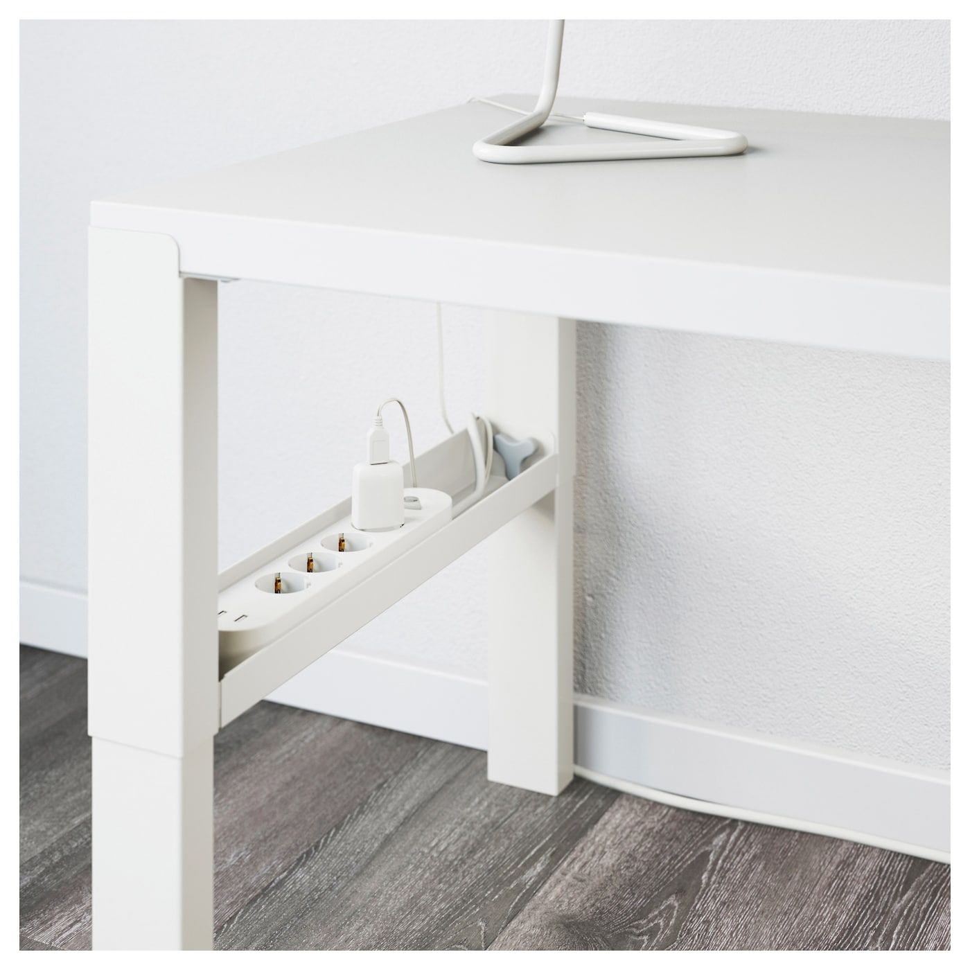 IKEA PÅHL Desk with addon unit in 2020 White desks
