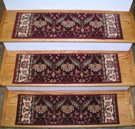 Best 146447 Rug Depot Premium Carpet Stair Treads 30 X 9 400 x 300